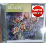 Cd Europe - Mega Hits (original Lacrado) Sony Music