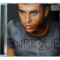 Cd - Enrique Iglesias - Ritmo Total