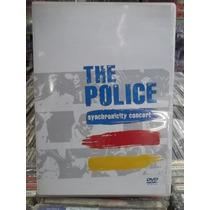 The Police Synchronicity Concert Dvd Original Impecável