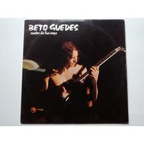Lp Beto Guedes - Contos Da Lua Vaga - Encarte - 1981