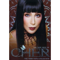 Cher - The Video Hits Collection Lacrado Importado