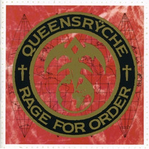 Queensryche-rage For Order Cd Import