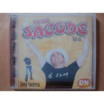 Forró Sacode- Cd Volume 2- 2004- Original- Zerado!
