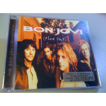 Bon Jovi These Days (cd Lacrado Fabrica) Made In U.s.a: 1995