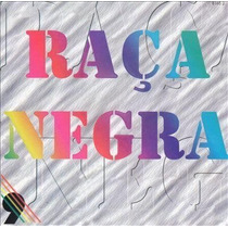 Cd - Raça Negra - Volume 9 -1998 - Chuva Cai