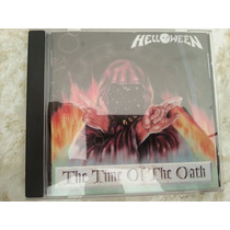 Cd Helloween The Time Of The Oath Ja 85