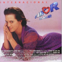 Cd Lacrado Novela O Amor Esta No Ar Internacional 1997