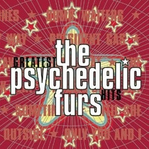 Cd Psychedelic Furs ( The Cure, Siouxsie, Duran Duran, ) Usa
