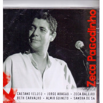 Cd Zeca Pagodinho - Participação Especial - Novo***