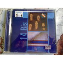 14 Bis / 2 Em 1 ( 14 Bis E 14 Bis Ii )cd