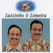Cd Luizinho E Limeira - Luar Do Sertao (usado / Ótimo)