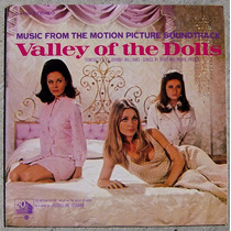 Valley Of The Dolls Original Motion Pictures - Lp