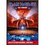 Dvd - Iron Maiden - En Vivo! Live At Santiago- Duplo Lacrado