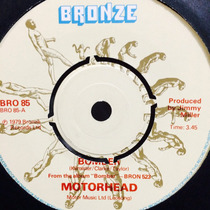 Ep Motorhead - Bomber / Over The Top Compacto Importado Raro