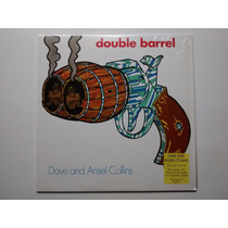 Lp Dave & Ansell Collins - Double Barrel - Encarte