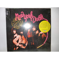 New York Dolls Live In Concert Par Lp Imp.orig. Lacrado 2003