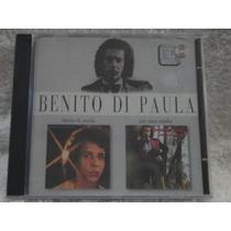 Cd - Benito Di Paula - 2em1 - Benito Di Paula/ Um Novo Samba