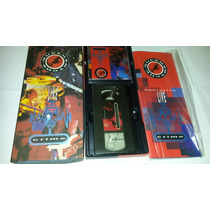 Queensryche - Operation Live Crime - Cd + Vhs Box [import]