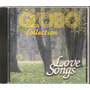 Cd - Mg08 - Globo Collection - Love Songs