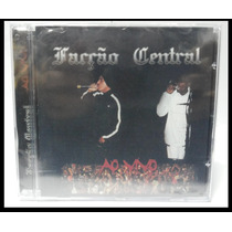 Cd Facção Central Ao Vivo 2005 Original Lacrado Rap Nacional