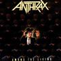 Cd Anthrax - Among The Living