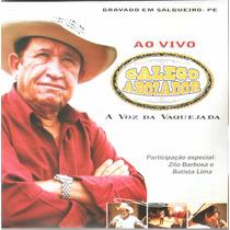 Cd Galego Aboiador Cd Do Dvd Em Salgueiro Original + Frete G