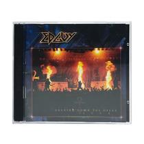 Edguy Burning Down The Opera Live 2cds Original Novo Lacrado