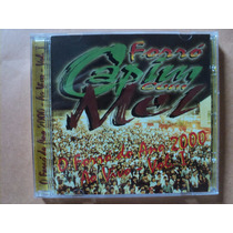 Capim Com Mel- Cd Ao Vivo/ Forró Do Ano 2000- 1999- Original