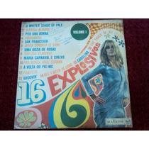 Lp Vinil 16 Explosivos Volume 1