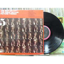 The Best Of The Great Motion Pictore Themes Lp Importado