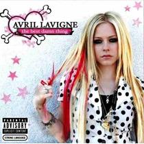 Cd Avril Lavigne The Best Damn Thing (2007) Lacrado Raridade