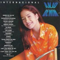 Cd Anjo De Mim - Internacional (95574)