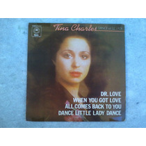 Compacto Vinil - Tina Charles - Dance Little Lady Dance