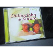 Chitãozinho & Chororó, Cd Série Bis, 28 Sucessos, 2001