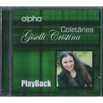 Playback Giselli Cristina - Coletânea [original]