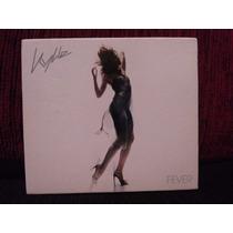 Cd Duplo Kylie Minogue Fever Importado Seminovo