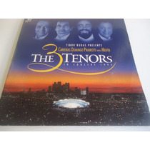 Laserdisc - The 3 Tenors - In Concert 1994