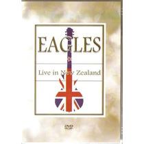 Dvd Eagles Live In New Zealand Novo Original Nfe