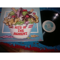 Lp Vinil Hits Of The Moment 1984 Coletania Excelente Estado