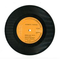Compacto Hermeto Pascoal 1975 Rca Cs 101.0288 Folk Psych
