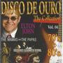 Cd Disco De Ouro The Collection Vol. 4 Anos 70 E 80 Original