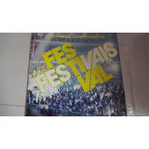 Lp As 12 Músicas Do Festival Dos Festivais Som Livre 1985