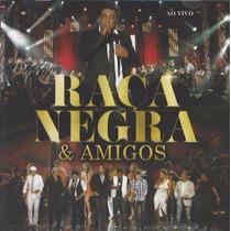 Cd Raça Negra & Amigos Ao Vivo Belo Michel Teló ...original