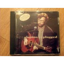 Cd Eric Clapton Unplugged Lacrado