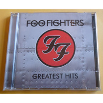 Cd Foo Fighters - Greatest Hits.