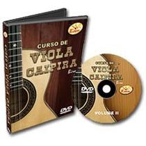 Curso De Viola Caipira Em Dvd - Volume 2 - Edon