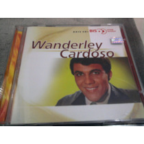 Cd Wanderley Cardoso Bis Jovem Guarda Duplo Com 28 Hits Raro
