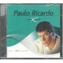Cd-paulo Ricardo,rpm,sem Limite