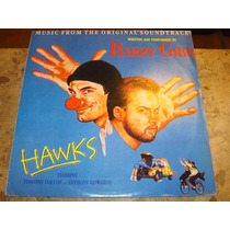 Lp Barry Gibb ( Bee Gees ) - Hawks (88) Trilha C/ Diana Ross