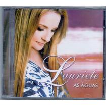 Cd Lauriete - As Águas - Novo***